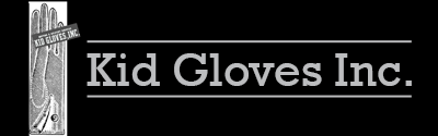 Kid Gloves Inc, Logo